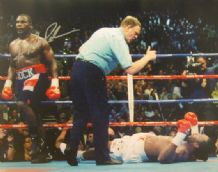Hasim Rahman Autograph Signed Photo